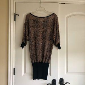 Pre loved Bebe dress